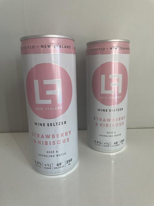 Wine Seltzer - Strawberry & Hibiscus