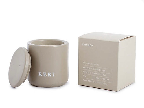 Evelyn  Natural Candle