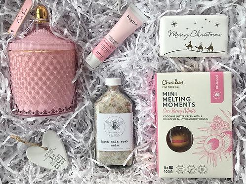 Christmas Elegance Pamper Box 🎄