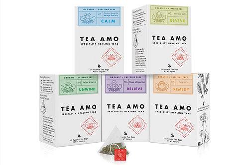 Tea Amo Healing Teas