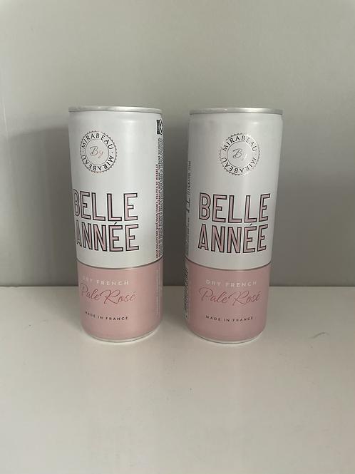 Belle Année Dry French Pale Rosé