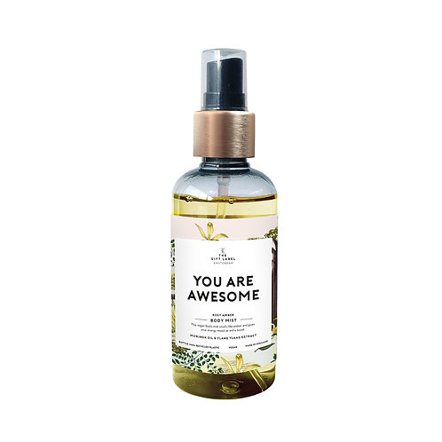 You Are Awesome - Recharge Body Spray