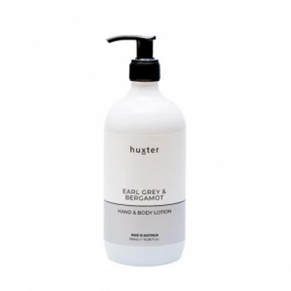 Huxter Organic Hand And Body Lotion - 500ml
