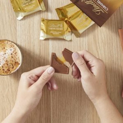 Lindt Caramel Squares - sold individually