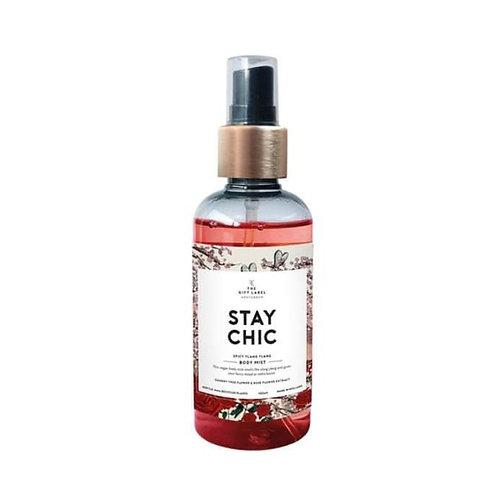 Stay Chic Calming Body Mist