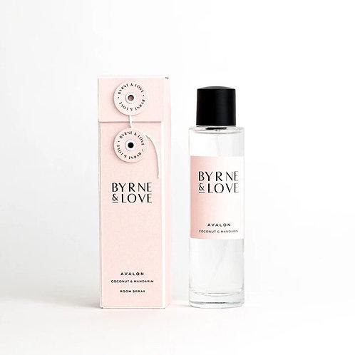 Byrne and Love Luxury Room Spray