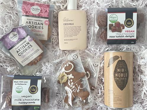 Vegan gift baskets melbourne