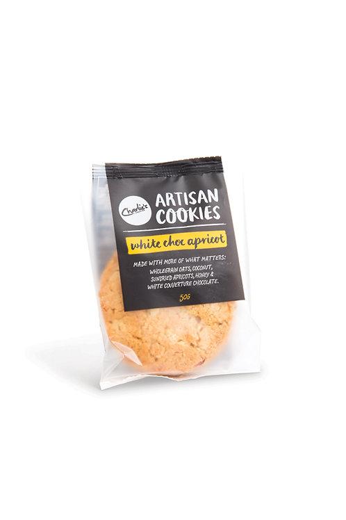 White Choc Macadamia Cookie