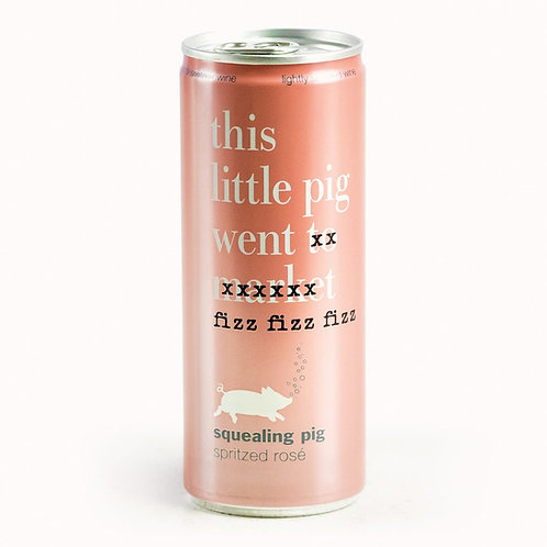 Squealing Pig Spritzed Rosé