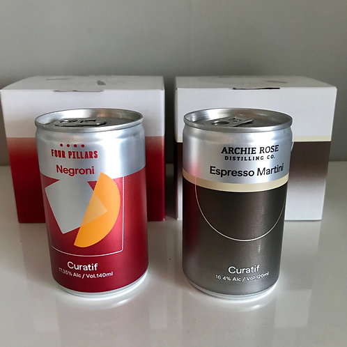 Four Pillars Cocktails In A Can