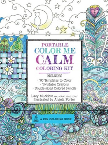Colour me calm kit