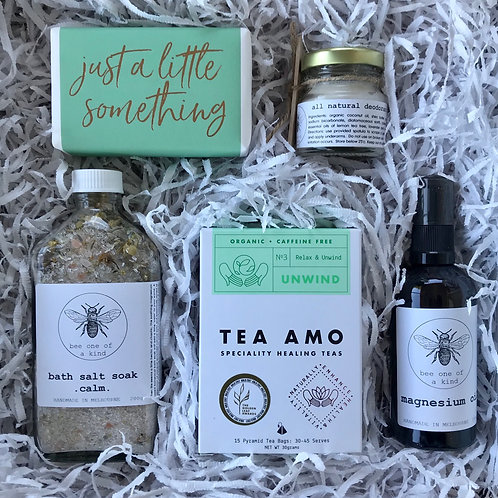 The Natural Wellness Gift box