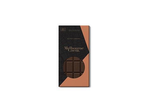 Melbourne Cocoa - Salted Caramel Chocolate Bar