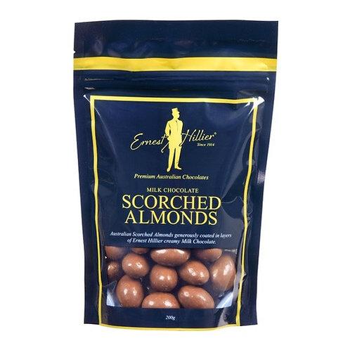 Ernest hillier scorched almonds