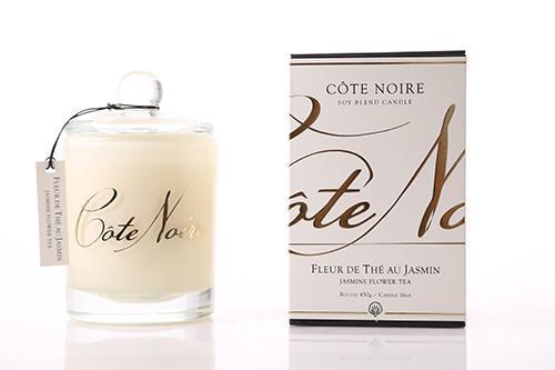 cote noireJasmine_Flower_Tea_140g_Candle_LS