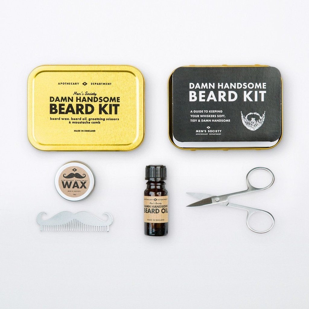 Handsome beard kit