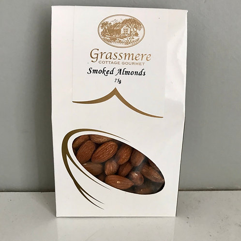 Gourmet Grassmere Smoked Almonds