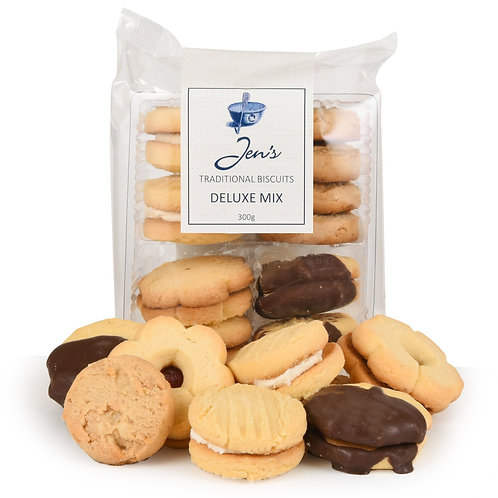 Jen's Deluxe Mix Cookies