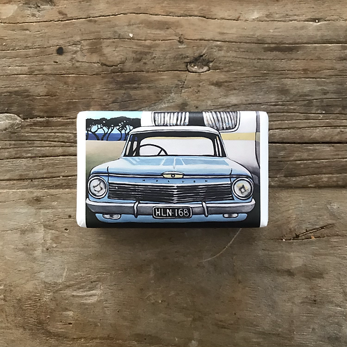 Car Soap Bar
