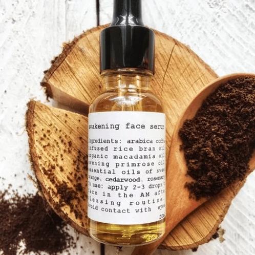 Organic Awakening Face Serum