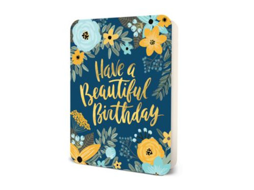 Have a Beautiful Birthday - card