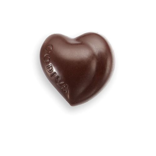 Belgian Chocolate Hearts - sold individually