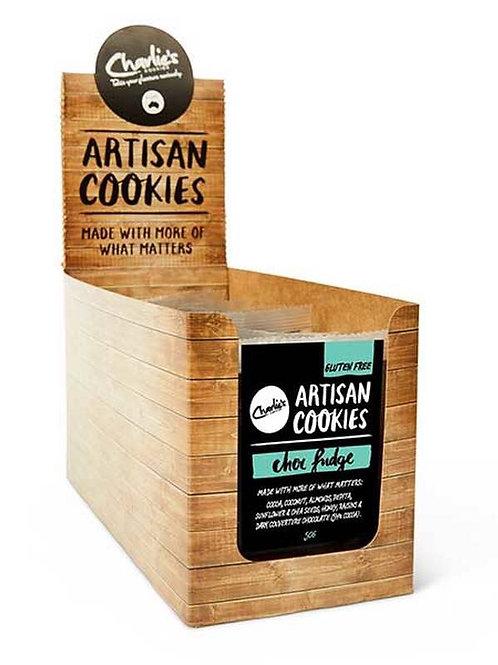 GLUTEN FREE Choc fudge artisan cookie