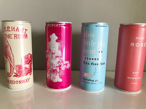 Wine in a Can! 250ml
