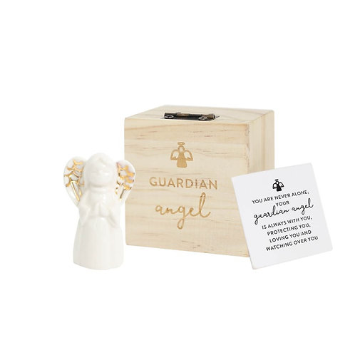 The Pocket Promise - Guardian Angel In Box