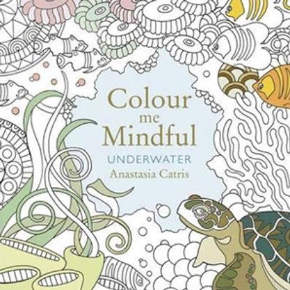 Colour Me Mindful Colouring Books