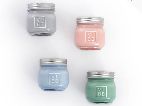 Vibe Scented Mason Jar Candle