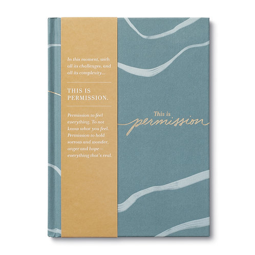 This Is Permission - Book of Comfort For Challenging Times