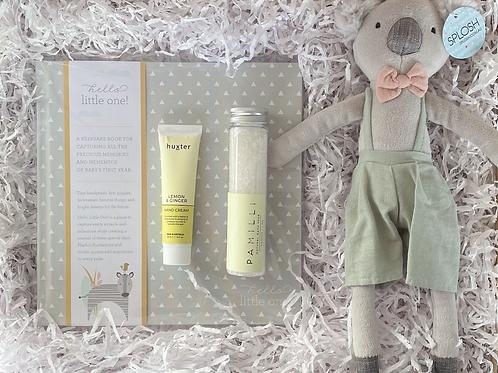 Gift hamper for new baby Melbourne
