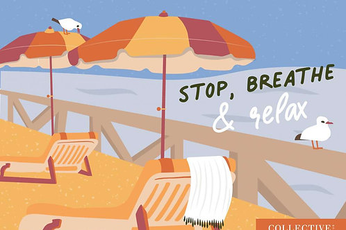 Stop, Breathe And Relax Jigsaw Puzzle