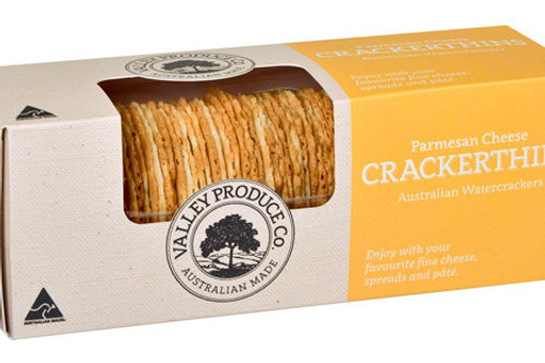 Valley Produce Co Parmesan Cracker Thins