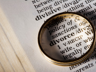 The gifts of a break up or divorce