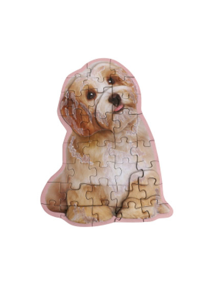 3D Pet Puzzle - For The Dog Lover