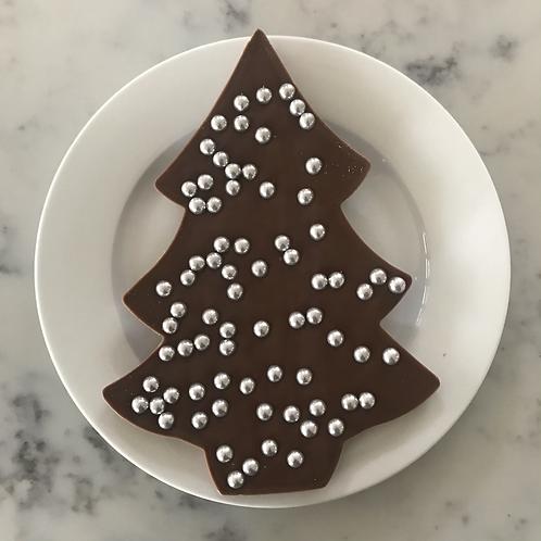 Large Premium Milk Chocolate Christmas Tree