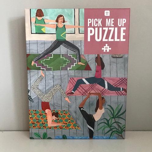 Pick Me Up Yoga Puzzle - 500 pieces