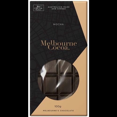 Melbourne Cocoa Mocha Chocolate Bar