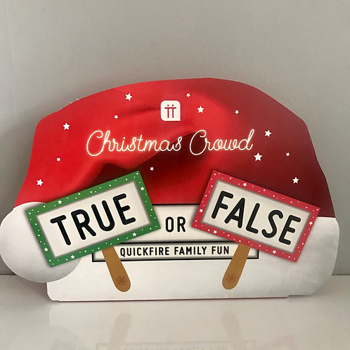 True Or False - Christmas Game