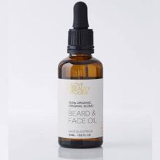Organic Beard And Face Oil
