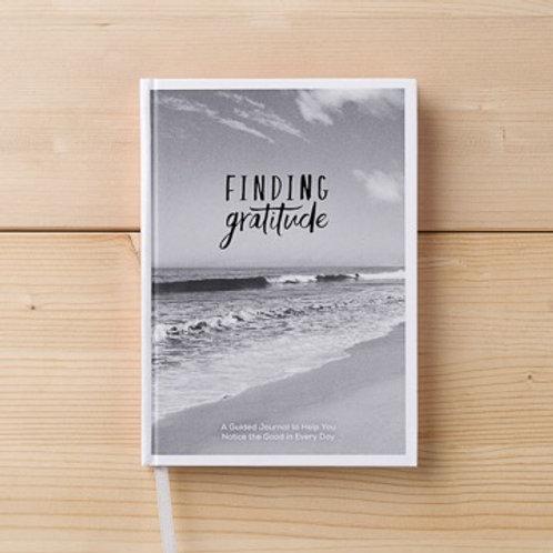 Finding Gratitude - Guided journal