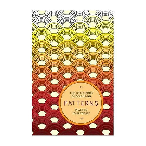 The Little Book Of Colouring Patterns