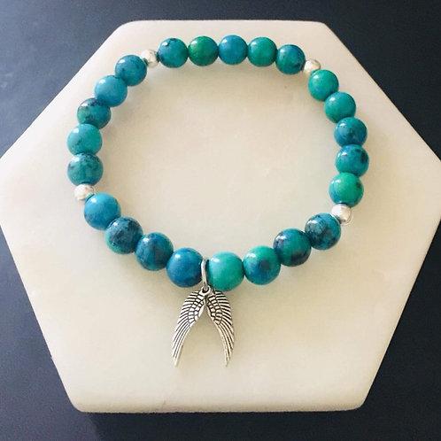 In Memory bracelet 💜