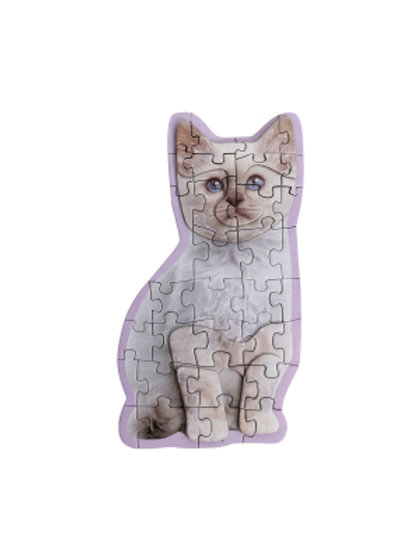 3D Pet Puzzle - For The Cat Lover