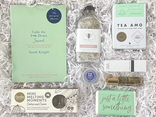 The Relax And Unwind Gift Box