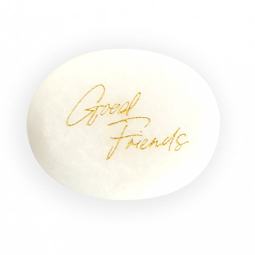 Good Friends Pocket Pebble
