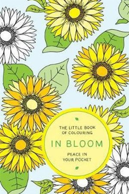 A Little book Of Colouring - In Bloom