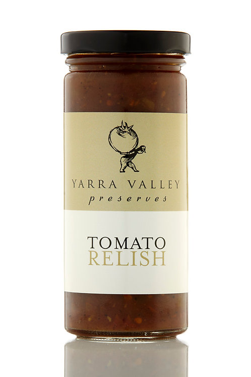 Tomato Relish  - Yarra Valley Preserves
